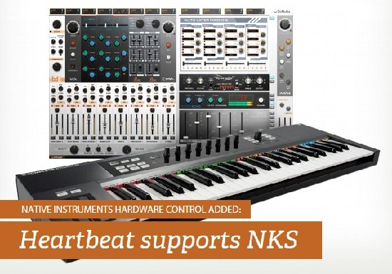 softube heartbeat now compatible with native instruments kontrol standard nks the pro tools pc. Black Bedroom Furniture Sets. Home Design Ideas