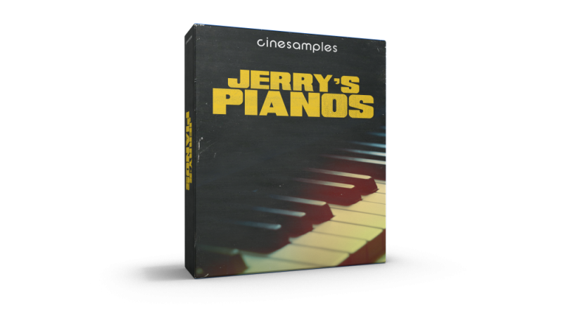 Cinesamples - Jerry's Pianos