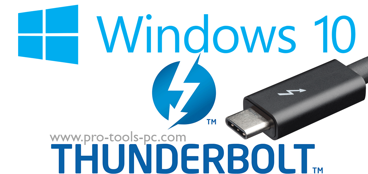 Windows 10 Thunderbolt Driver Download