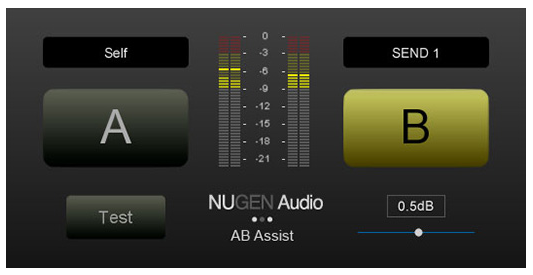 Get NUGEN Audio A|B Assist Plug-In FREE ! - Compare and pick