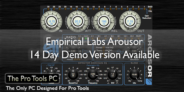 Empirical Labs Arousor Demo