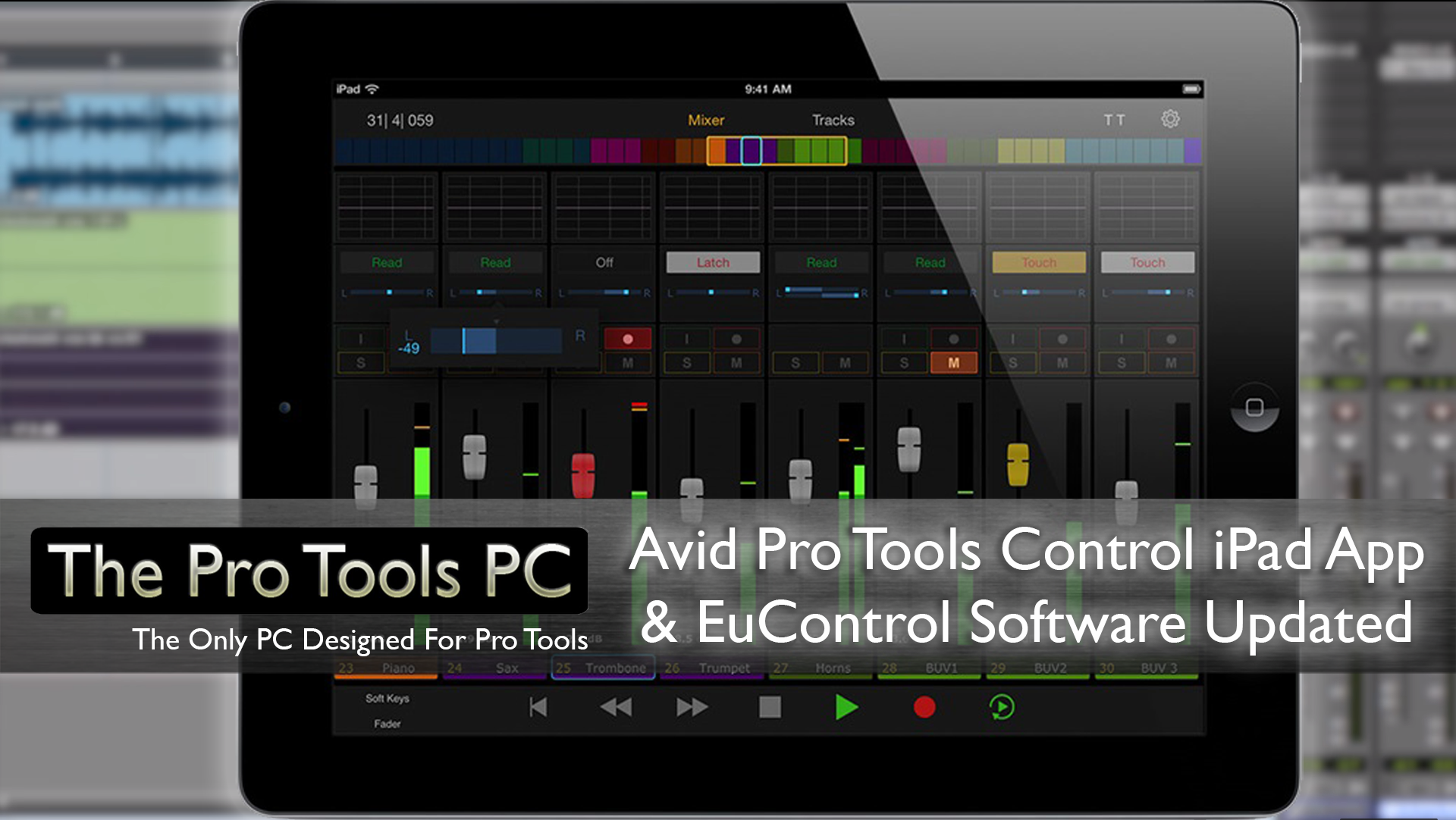 Eucontrol Archives - The Pro Tools PC