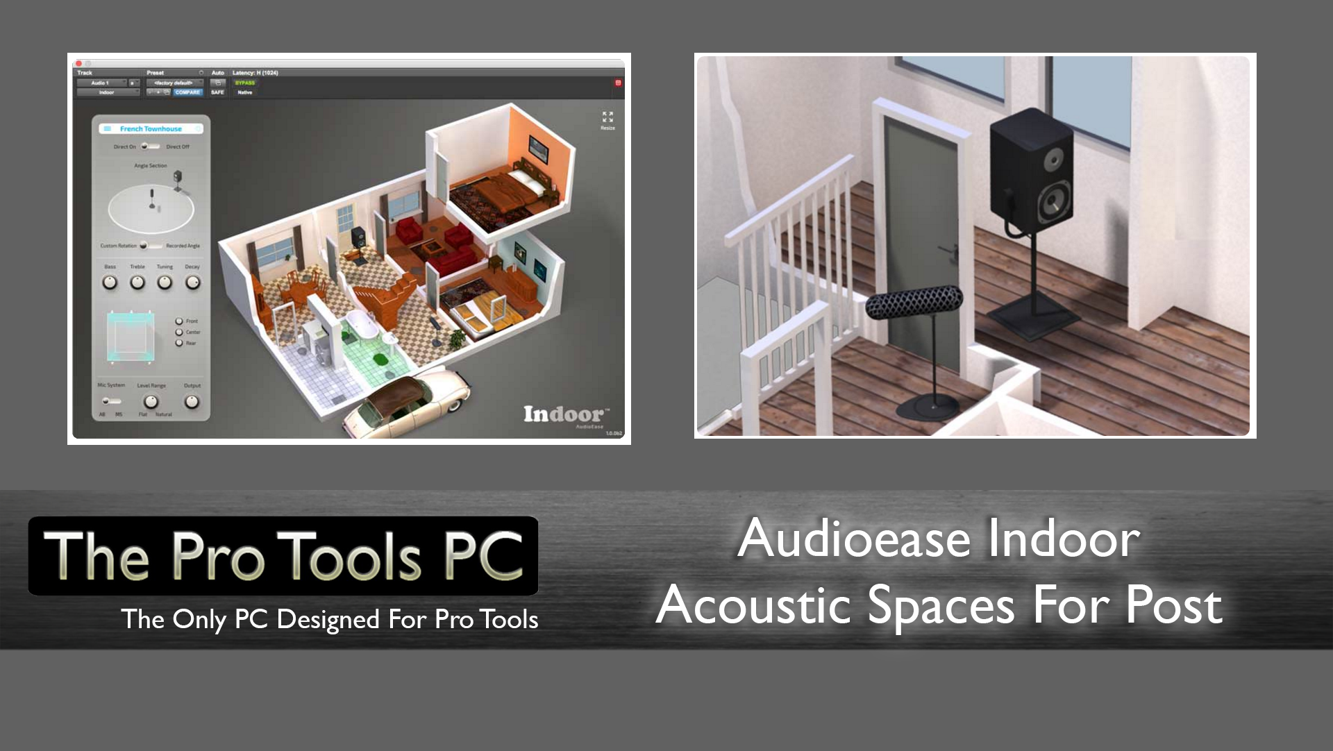 Audioease Indoor