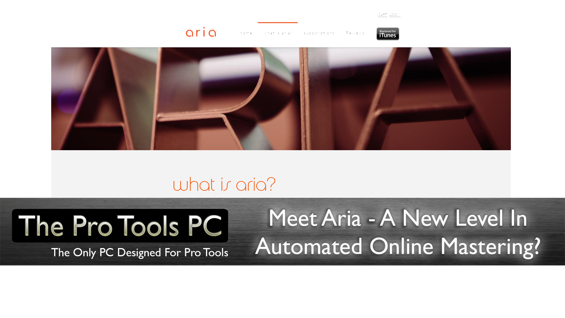 Aria Software