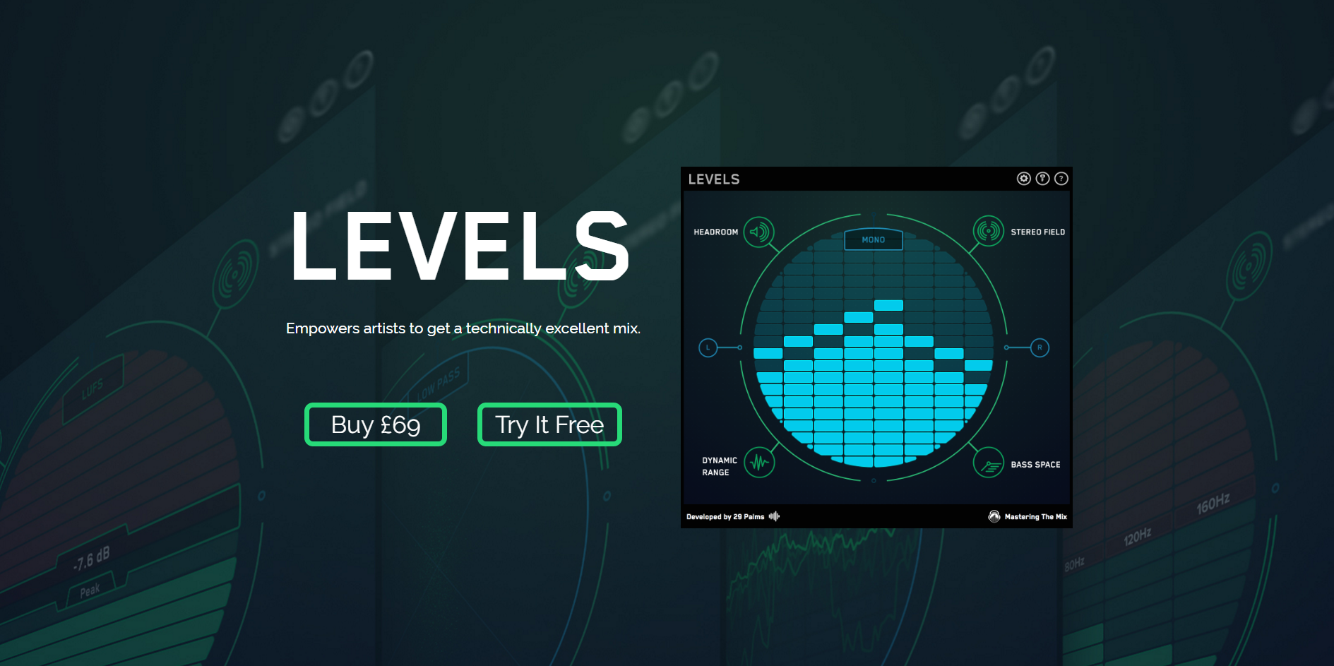 Levels - Everything You Need In A Metering Plugin ? - The