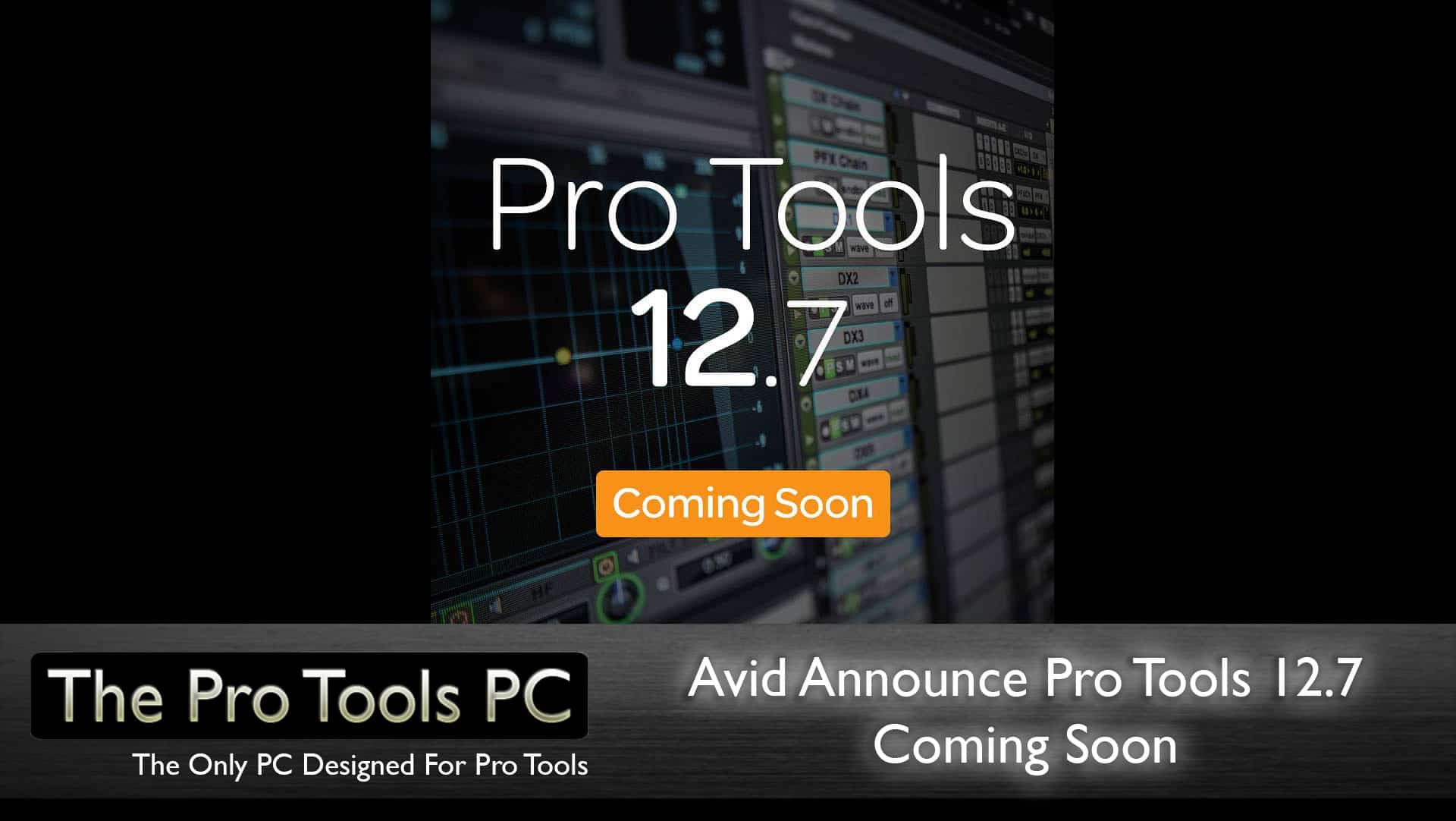 Pro Tools 12.7