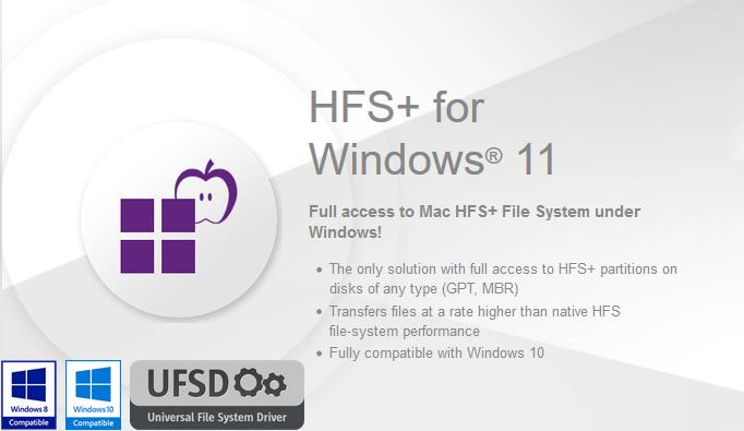 Paragon HFS+