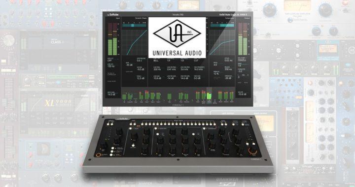 Softube Console 1 UAD
