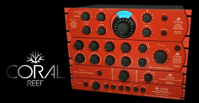 Acustica Audio Acqua Plug-In's - Finally A Credible