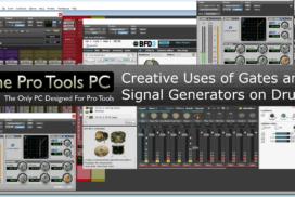 Gates, Signal Generators, and Drums